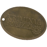 Kripo Badge