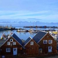 Iceland: Fishing Village